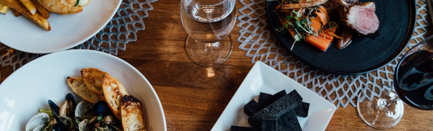 downtown grand rapids MI dining events