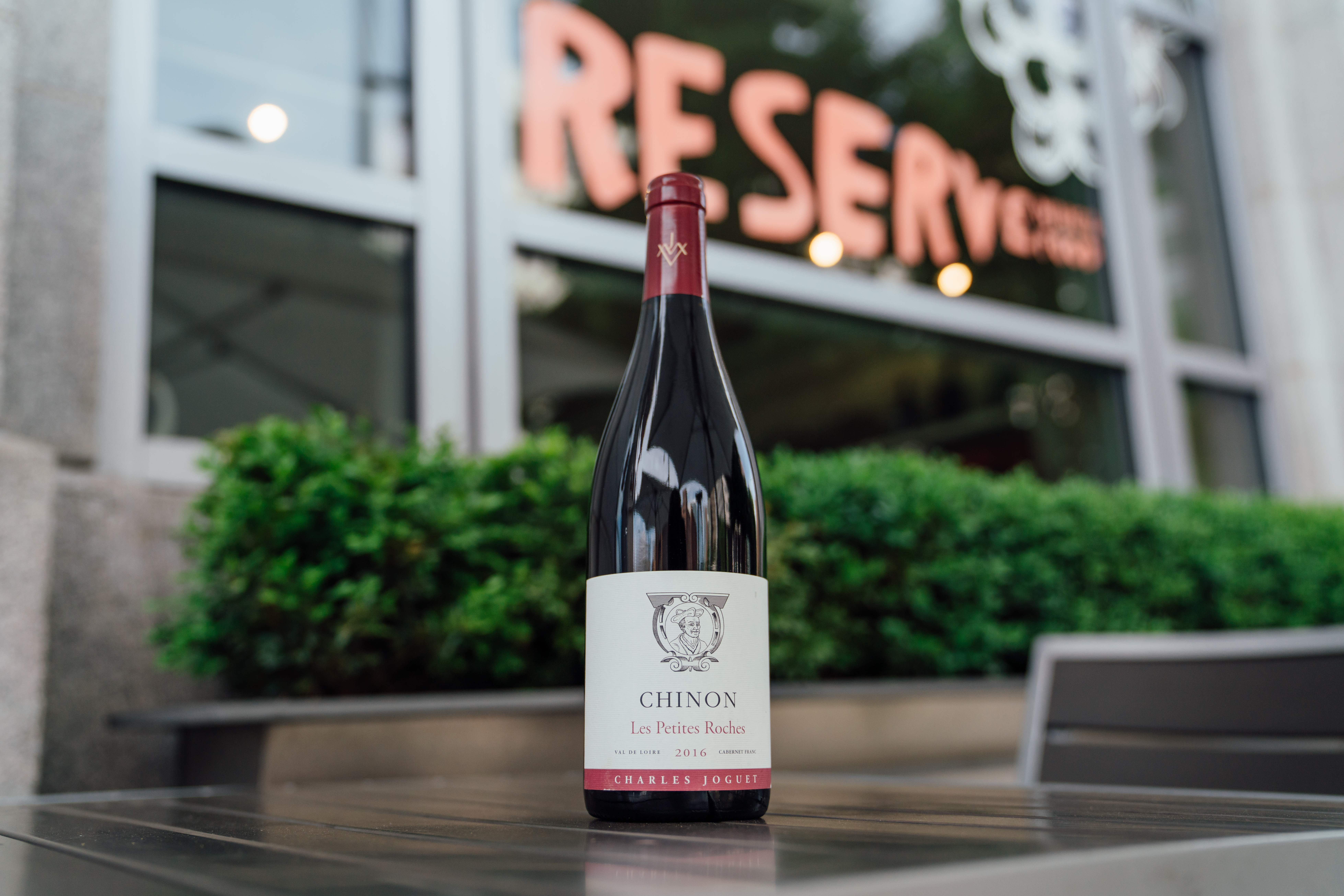 Wine of the Month: Charles Joguet 'Les Petites Roches' Chinon