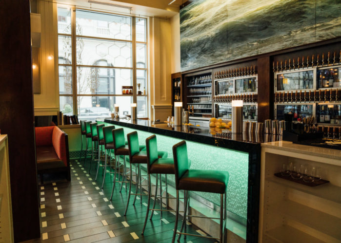 upscale bars in Grand Rapids