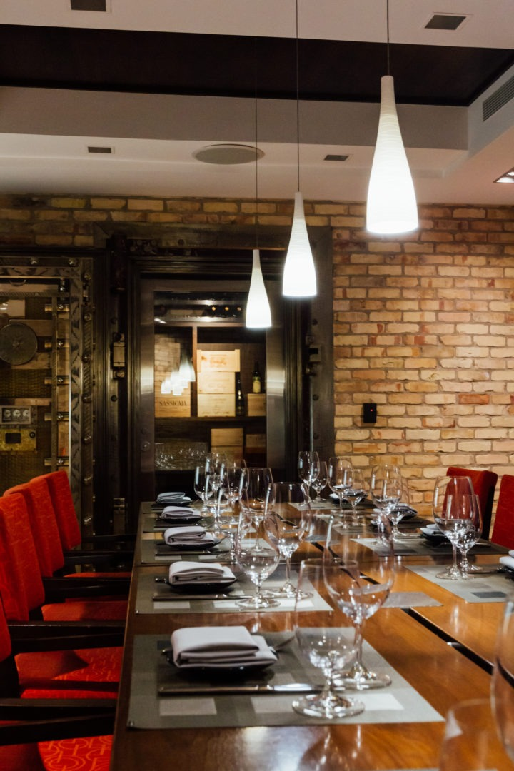 Grand Rapids MI private dining venues