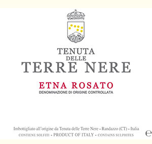 Terre Nere Etna Rosato Wine