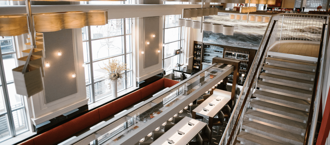 private gathering space in Grand Rapids
