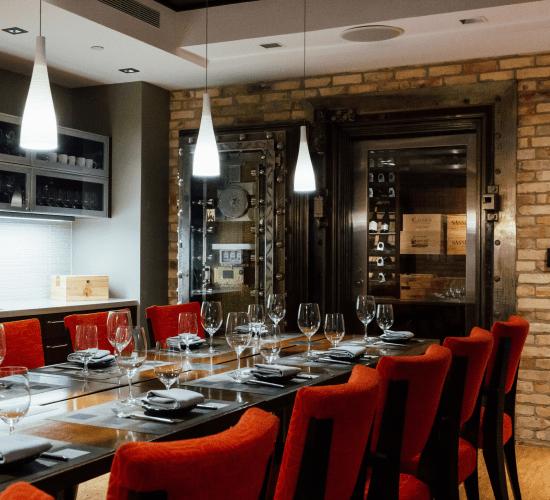 private dining venue Grand Rapids Michigan
